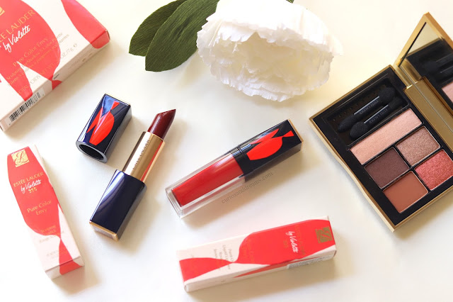 Estee lauder Poppy Sauvage Collection review, Estee Lauder by Violette Poppy Sauvage collection, Estee Lauder Poppy Sauvage collection india