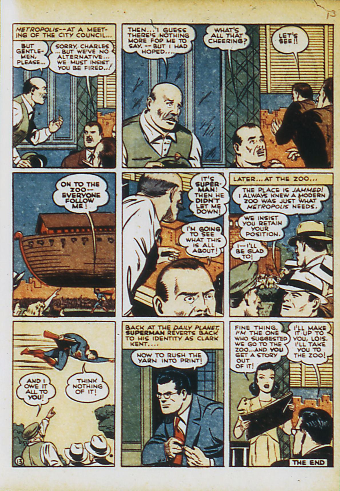 Action Comics (1938) 45 Page 15