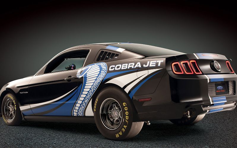 Ford mustang cobra jet new cars reviews for Jet cars review