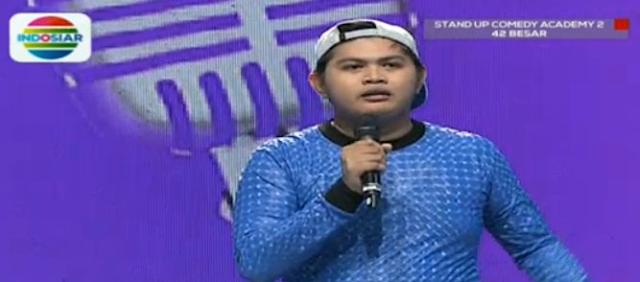 Peserta Stand Up Comedy Academy 2 yang Gantung Mik Tgl 30 Juli 2016
