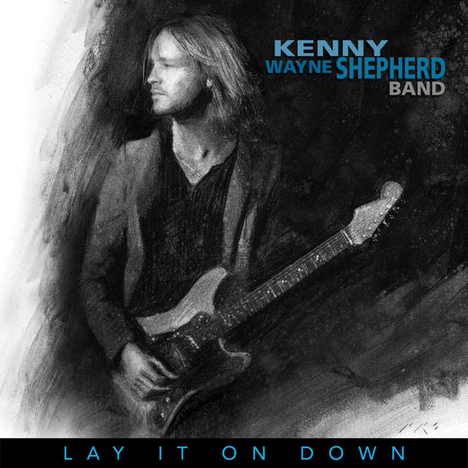 KENNY WAYNE SHEPHERD - Lay It On Down [Cars & Guitars Edition] (2017) full