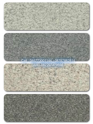 Cat Tekstur Batu Alam