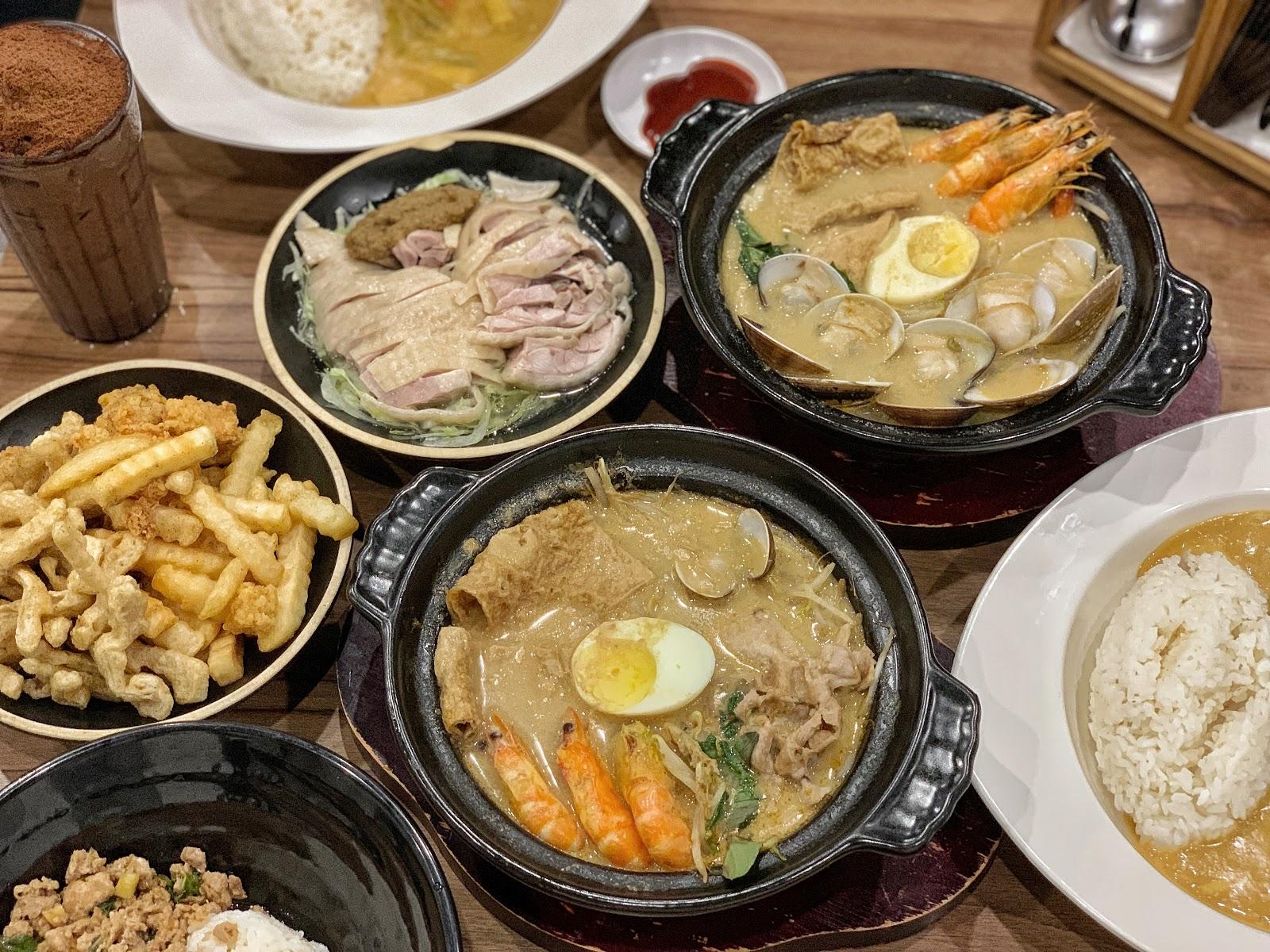 台南東區美食【寶貝老闆新加坡叻沙麵 東寧店】必點餐點