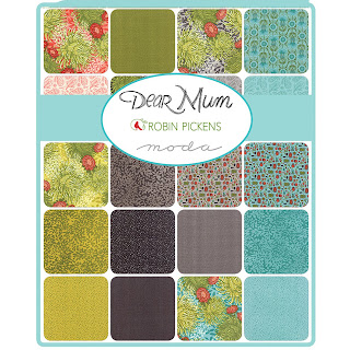 Dear Mum Fabric by Robin Pickens for Moda Fabrics