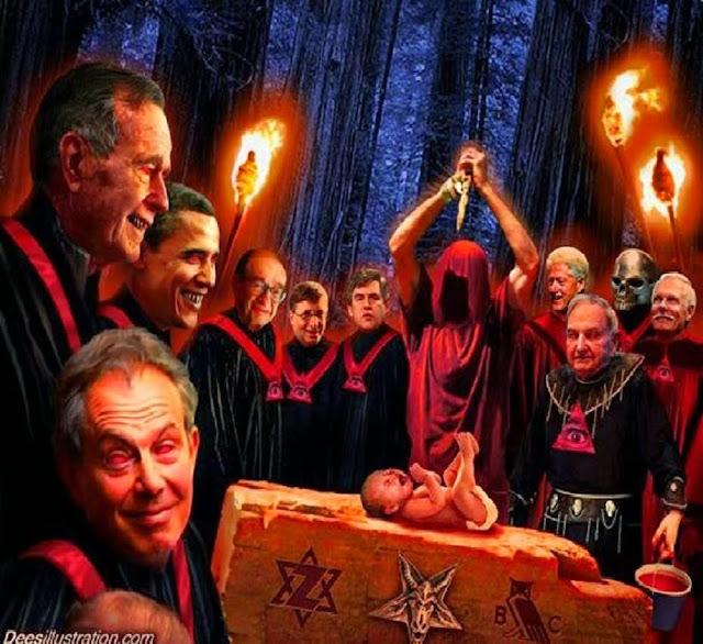 Resultado de imagem para sacrificam crianças em ritual