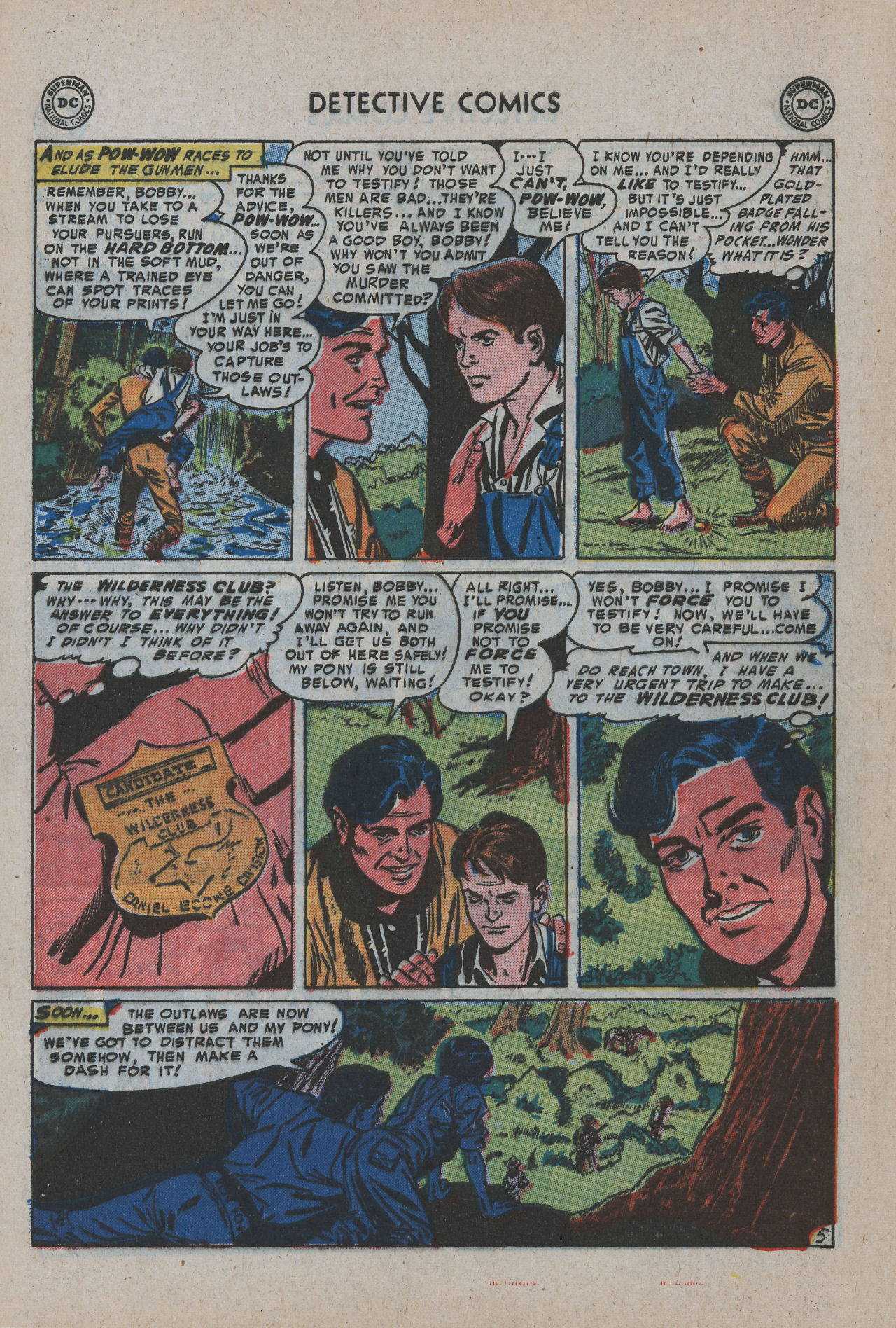 Read online Detective Comics (1937) comic -  Issue #200 - 39