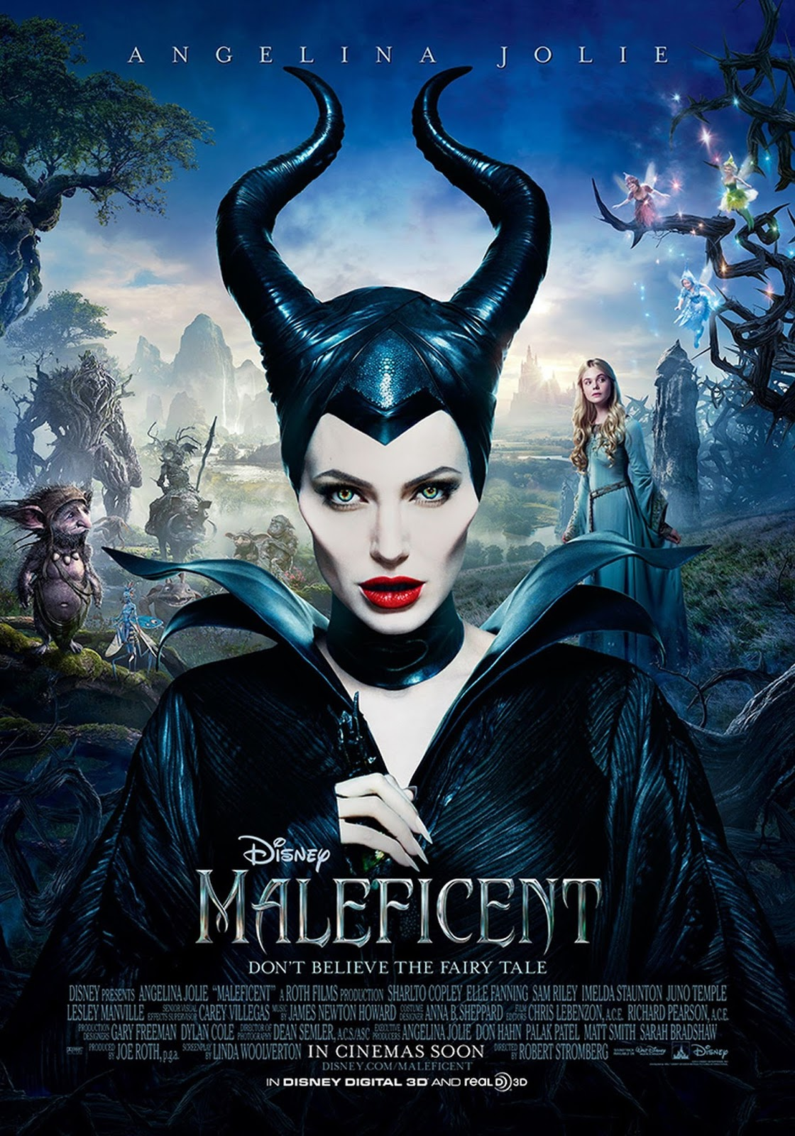 Modernism By The Realist Maleficient Movie