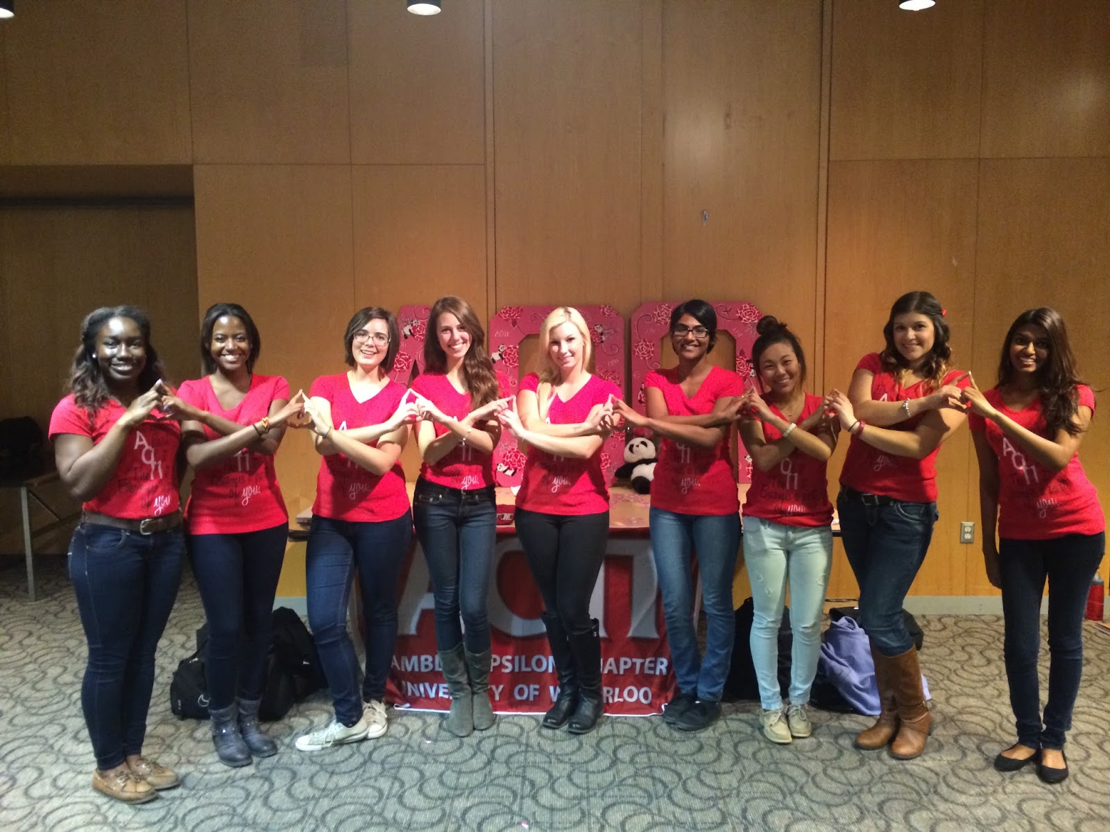 Le Northern Belle | How to Rush a Canadian Sorority | AOII Throw What You Know