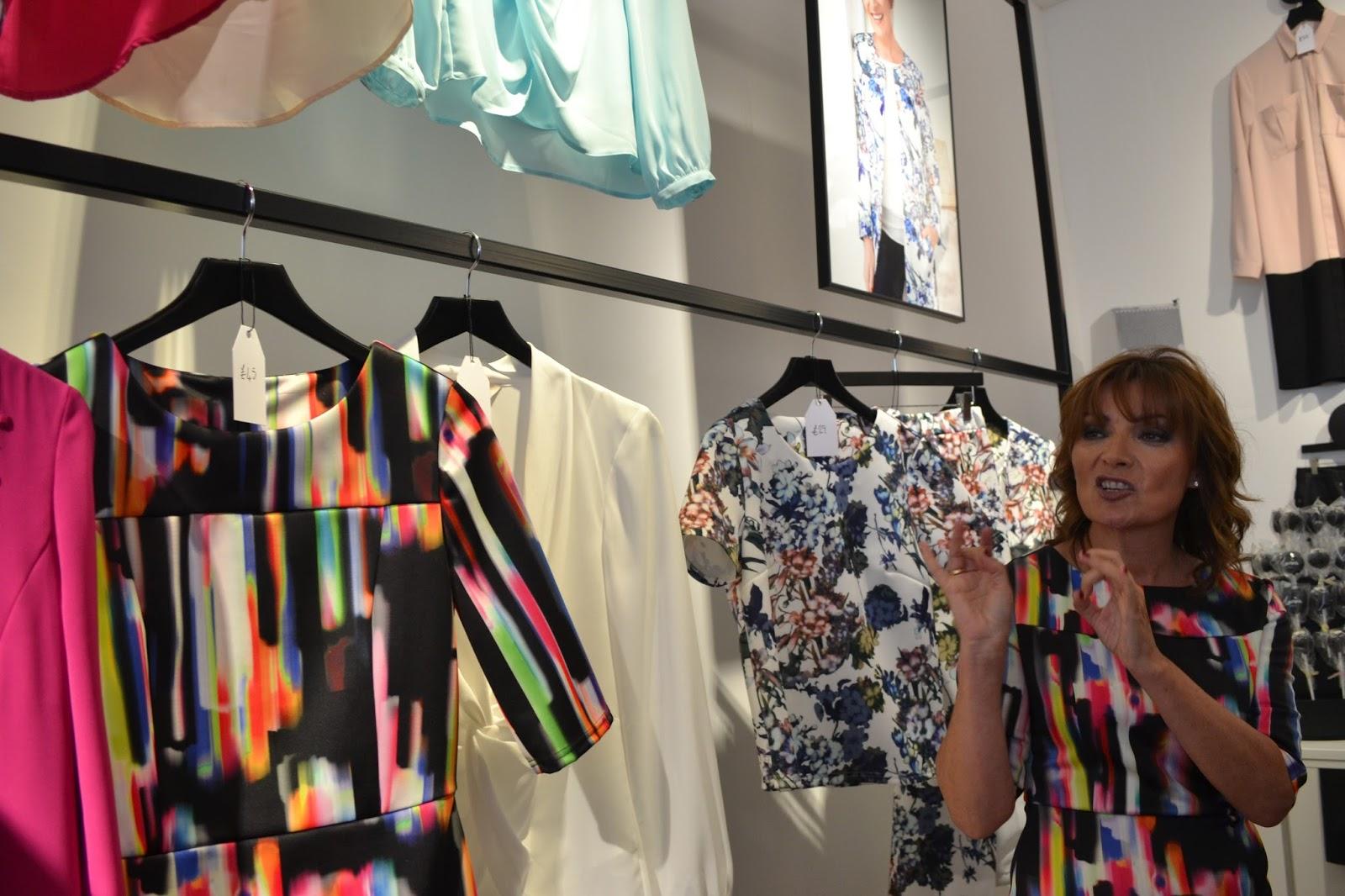 Lorraine Kelly for JD Williams AW15 - Rachel Nicole UK Blogger