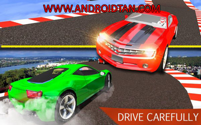 Download City Formula Racing 2017 Mod Apk v1.0 (Unlimited Money) Android Terbaru