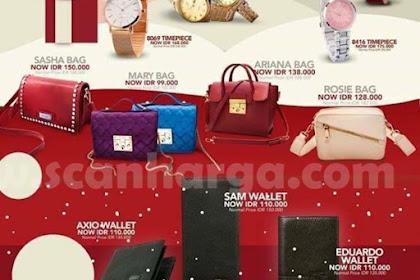 Katalog JIMS HONEY Promo Heboh Tas Murah Terbaru 30 November - 15 Desember 2018