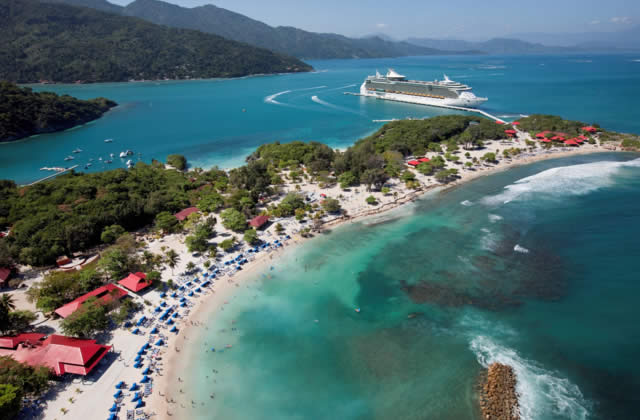 Ilha Labadee Island - Haiti, Caribbean, Caribe