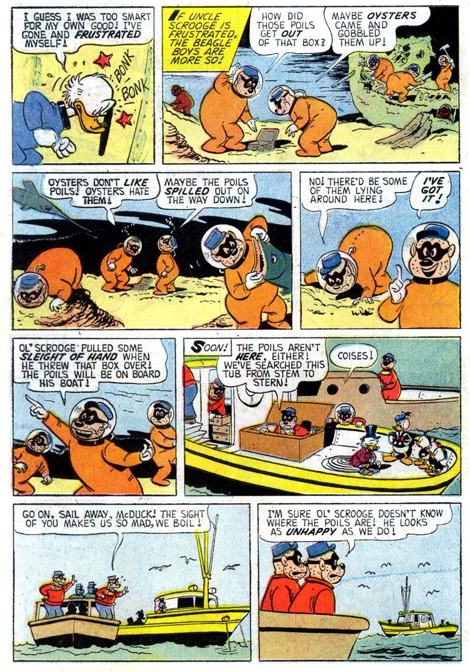 Read online Uncle Scrooge (1953) comic -  Issue #37 - 30