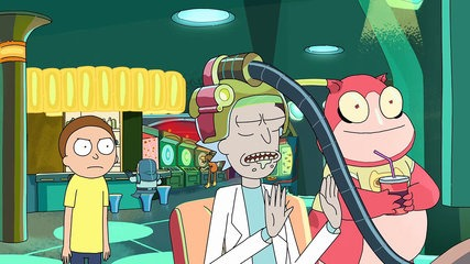 rick and morty season 2 episode 02 mortynight run rick and morty