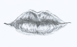 mouth draw drawing step highlights rubber secrets eraser