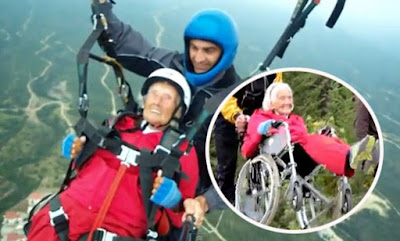 Lima Nenek Paling Kuat di Dunia