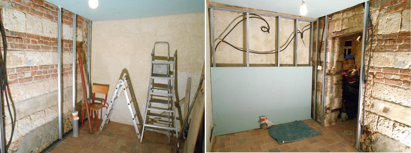 est permis besoin d'installer un mur de carreaux de céramique