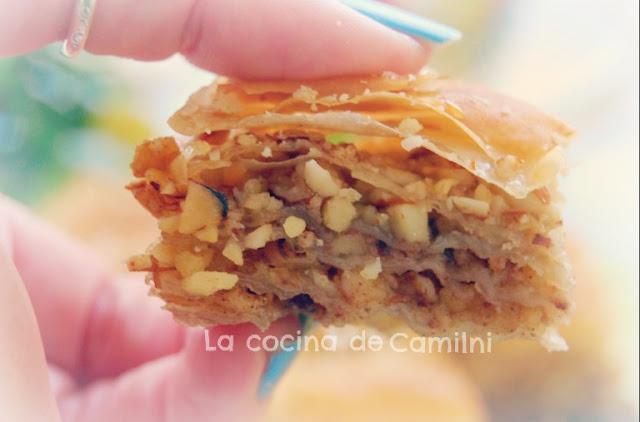Baklava (La cocina de Camilni)