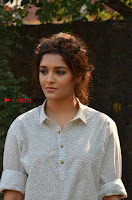 Actress Ritika Singh Stills in Denim Jeans at Sivalinga Movie Press Meet  0002.jpg