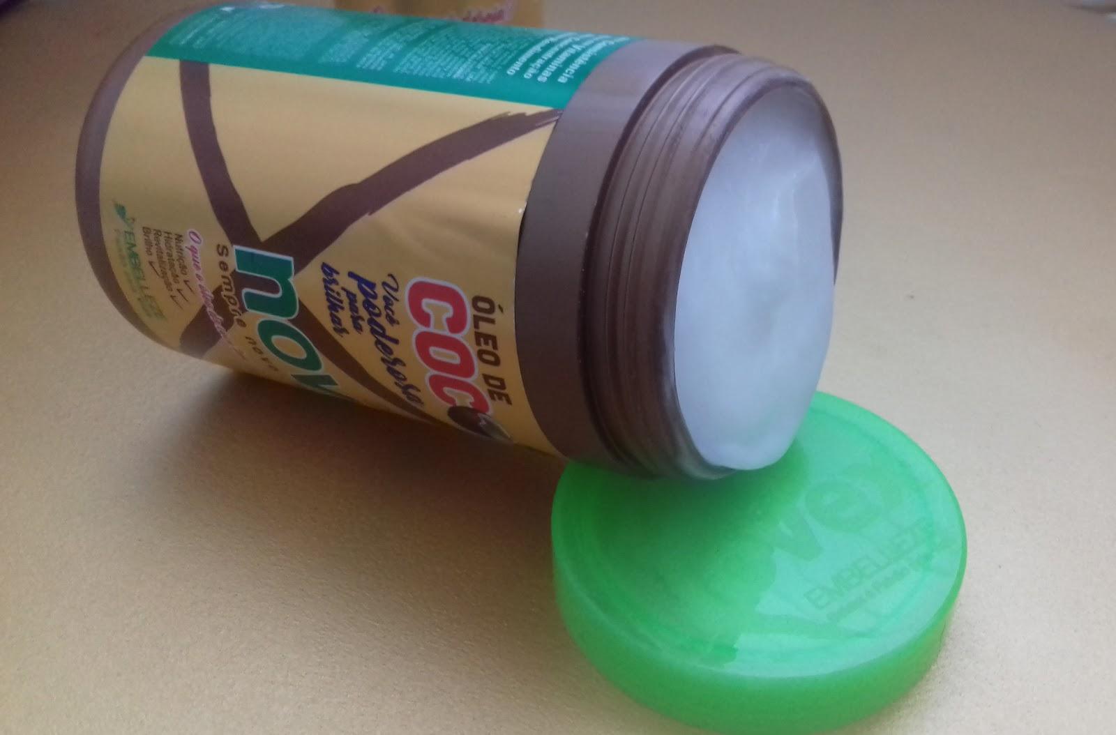 Oleo de coco embelleze - belanaselfie 4