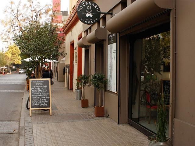 Conhecendo o restaurante Bocanáriz