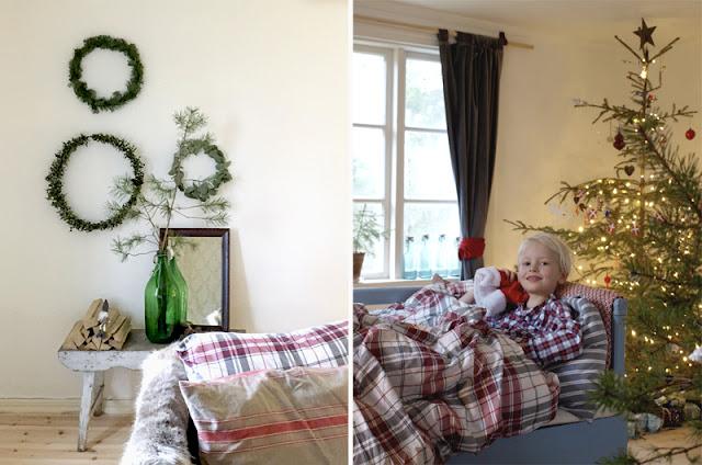 Nostalgisk julestemning i Sverige