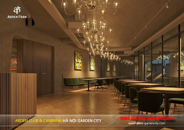 Biệt thự Arden Park Long Biên, biệt thự Hà Nội Garden Villas Long Biên, biệt thự Long Biên Hà Nội Garden City