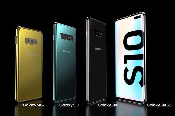 SAMSUNG launches Galaxy S10, Galaxy S10+, Galaxy S10e and Galaxy S10 5G smartphones