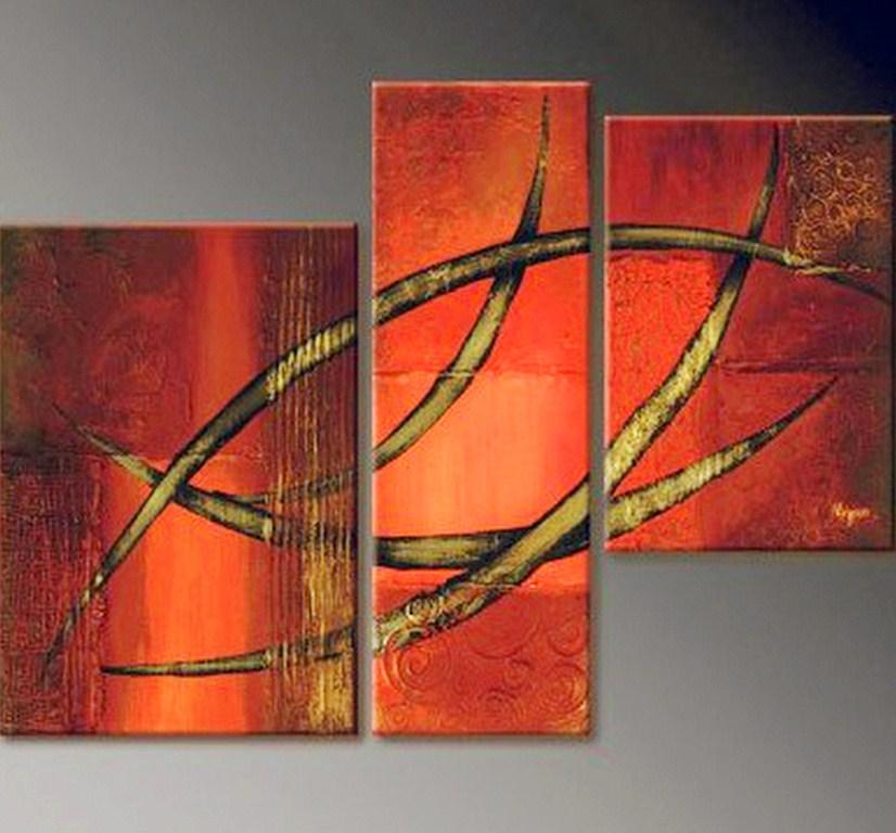 El club del arte latino cuadros f ciles de pintar en leo - Pintar un cuadro moderno ...
