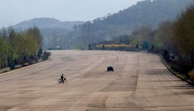Ini Dia Jalan Tol Paling Sepi di Dunia