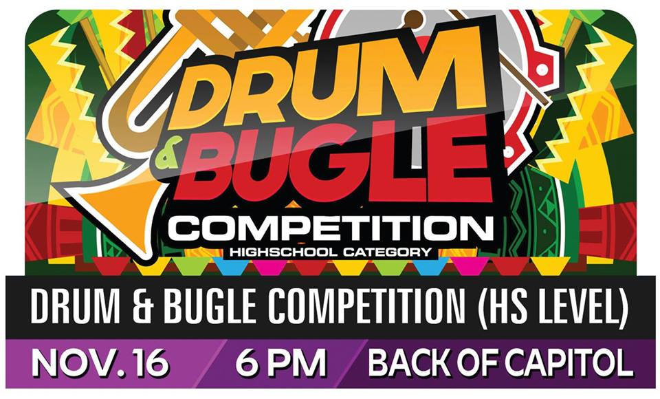 Kalimudan Festival 2017 Drum & Bugle Competition Winners