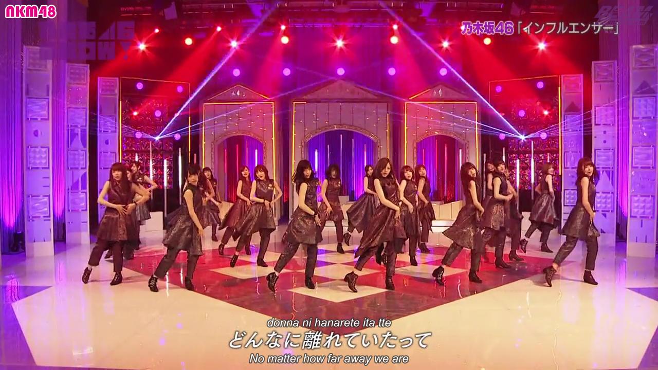 AKB48 SHOW! ep150 (Nogizaka46 SHOW!) English Subtitles - Beam Subs