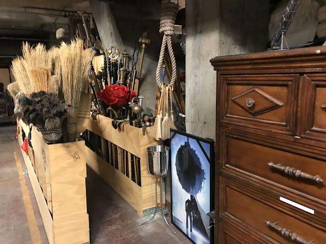 Opera Props Room