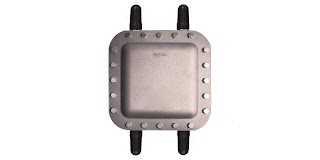 explosion proof enclosure for wireless network access point