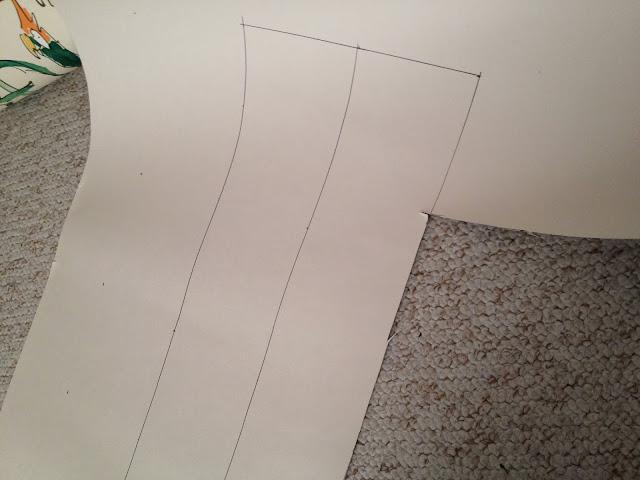 step 1 paper rosette