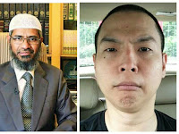 Netizen Tantang Ernest Hadiri Acara Zakir Naik, Beranikah Ernest?