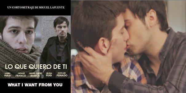 Lo que quiero de ti, película
