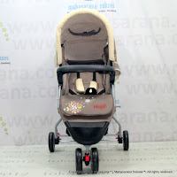 Hugo P280 Baby Stroller Tricycle