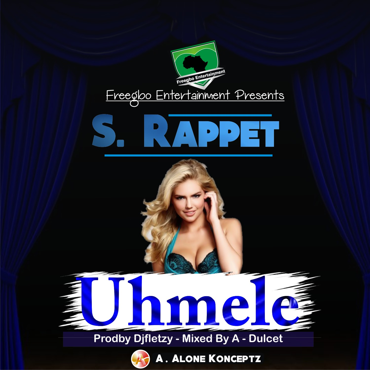Africanwitch: New Music: S  Rappet - Uhmele