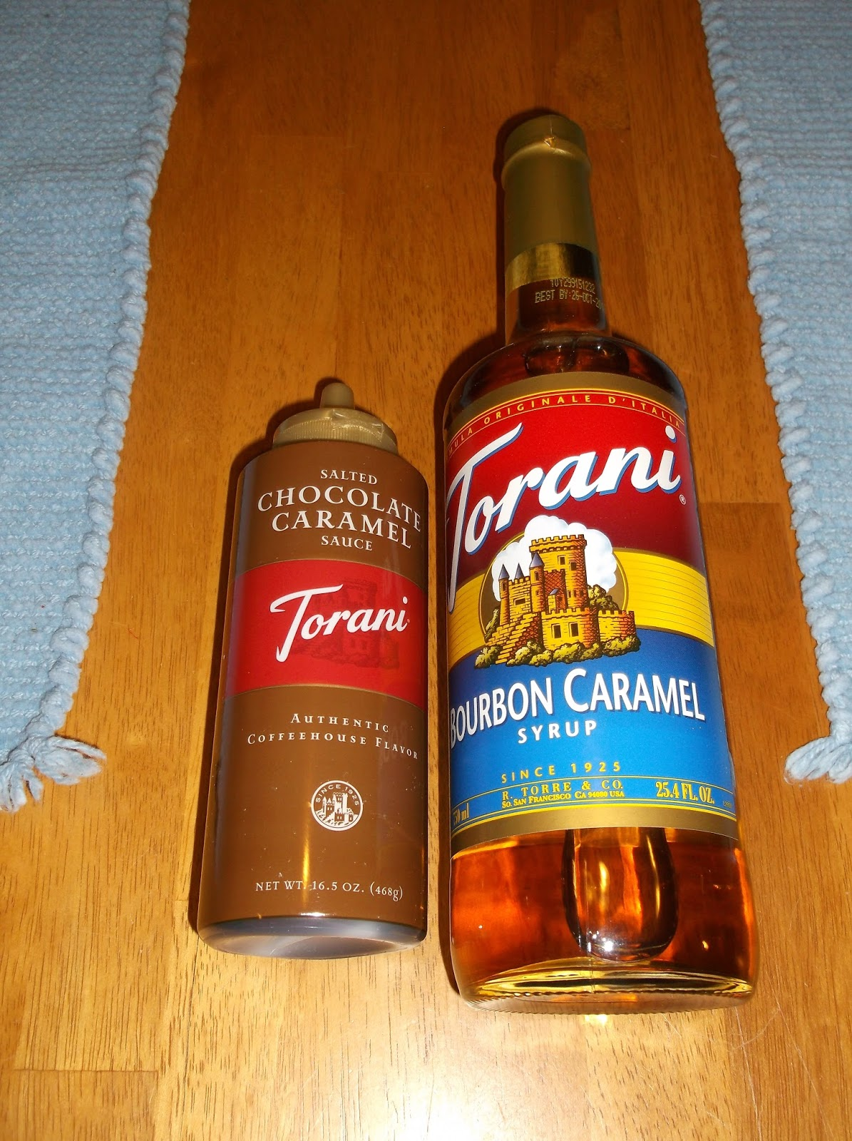 torani coffee syrup recipes