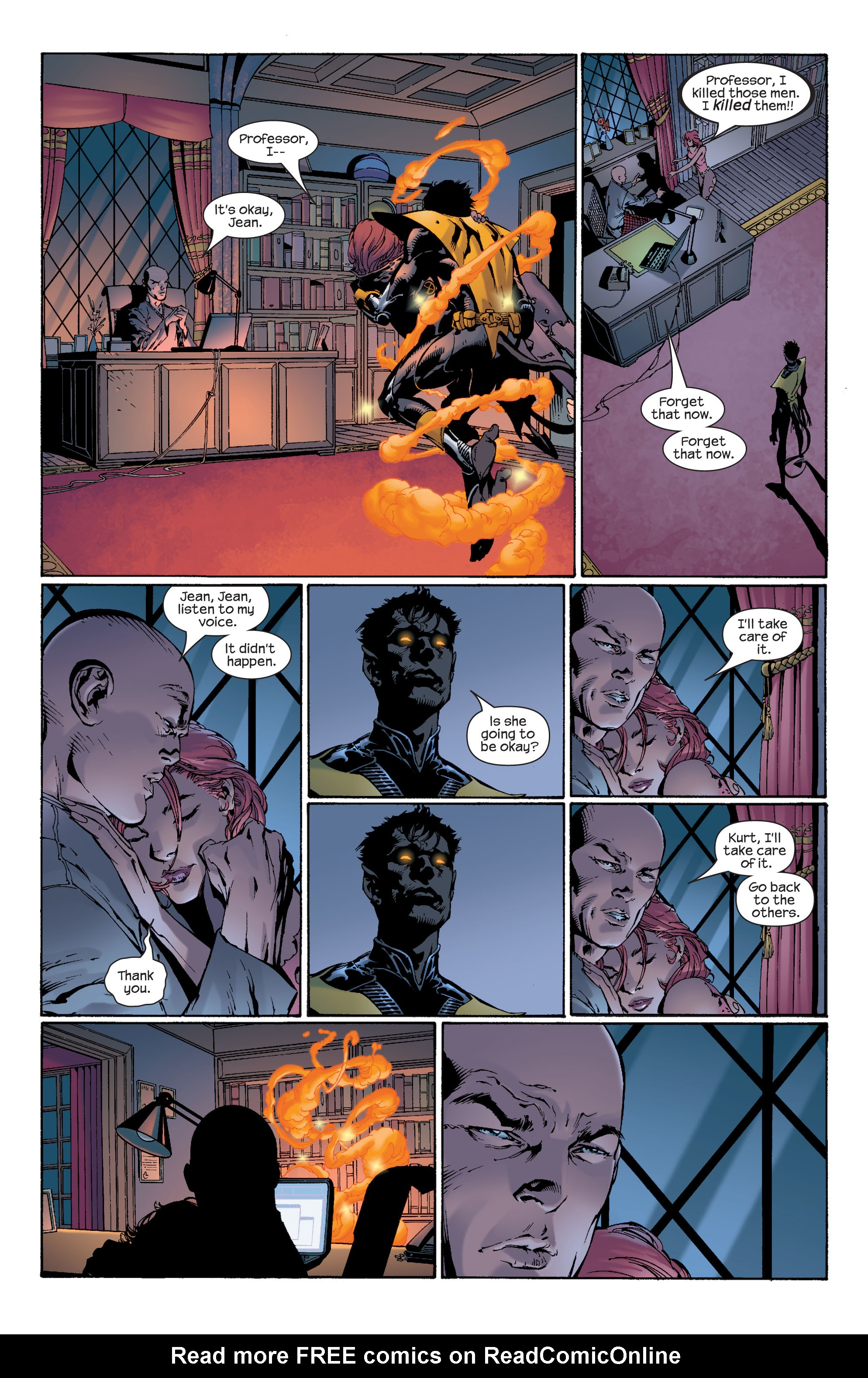 Read online Ultimate X-Men comic -  Issue #39 - 7