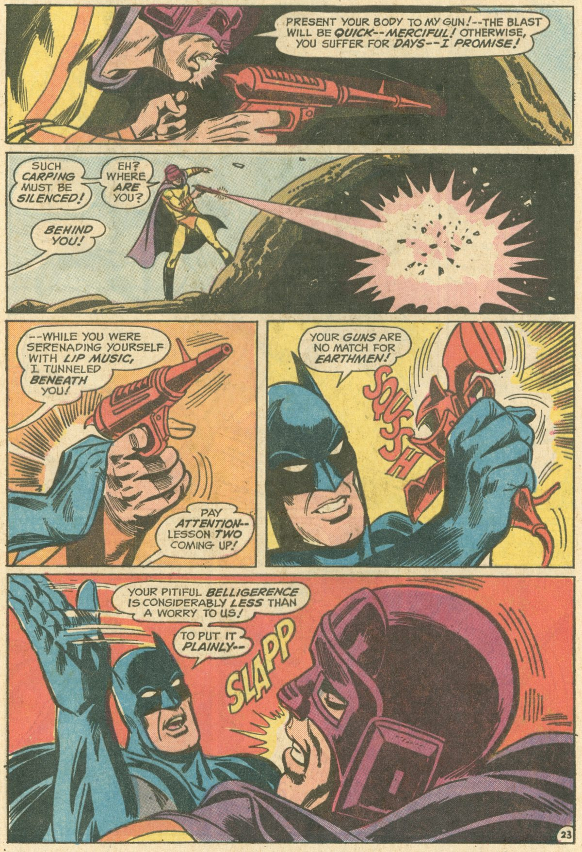 Read online World's Finest Comics comic -  Issue #211 - 30