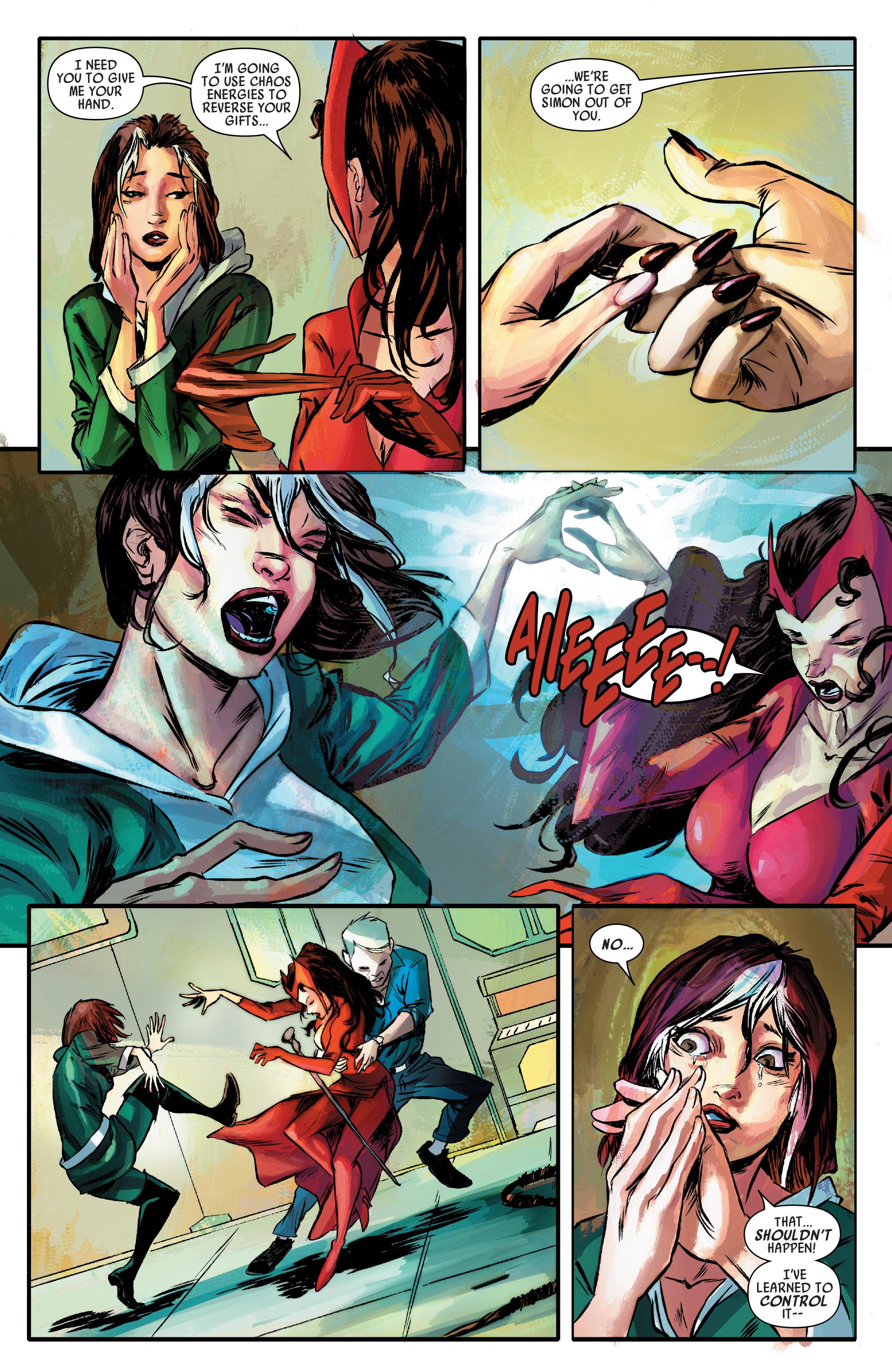 Read online Uncanny Avengers (2012) comic -  Issue #23 - 8
