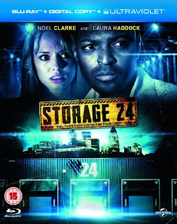 Storage 24 - Combo DVD - BluRay
