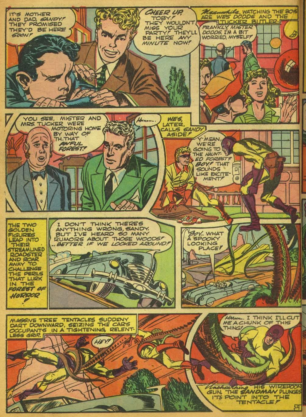 Read online World's Finest Comics comic -  Issue #6 - 36