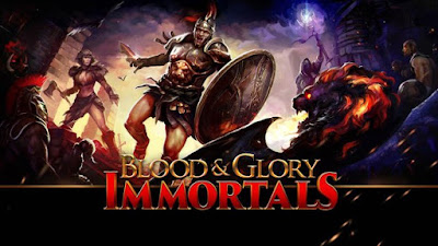 Blood & Glory: Immortals Apk v2.0.0 (Mega Mod)