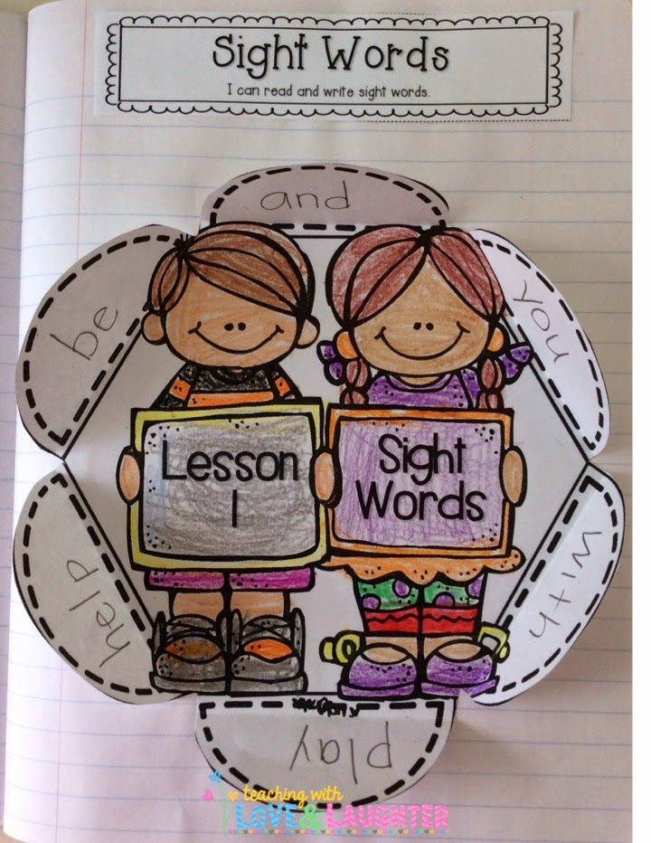 Kinder Garden: Teaching With Love And Laughter: First Grade Interactive
