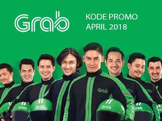 Kode Promo Grab April 2018