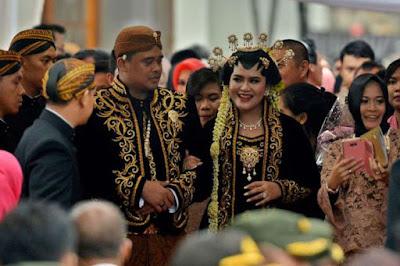"Kabar Kahiyang Hamil, Presiden Jokowi Jawab ""Alhamdulilah"" - Info Presiden Jokowi Dan Pemerintah"