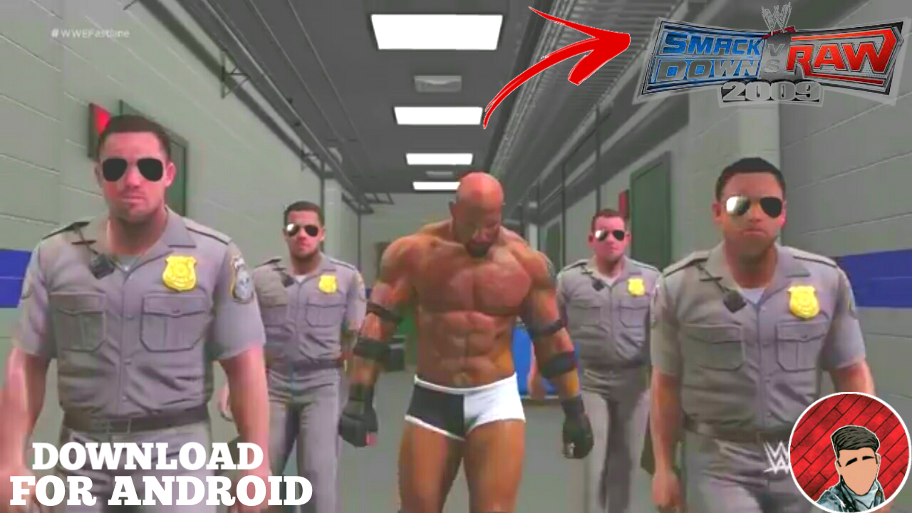wwe smackdown vs raw game download for android
